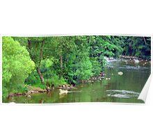 River Ericht Poster