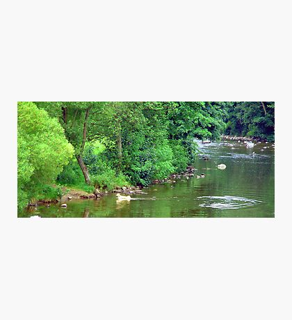 River Ericht Photographic Print