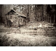Abandoned Dreams Photographic Print
