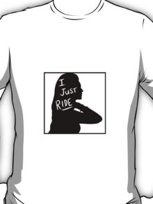 Lana Del Rey silhouette  T-Shirt