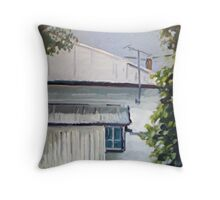 Nundah House Throw Pillow