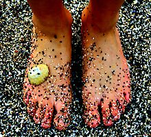 KIDS FEET by Stuart Elliott
