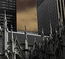 Goth NYC by barkeypf