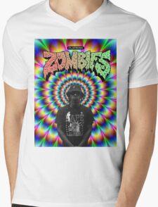 Meech and The FBZ Mens V-Neck T-Shirt