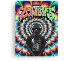Meech and The FBZ Canvas Print