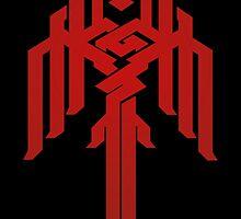 Champion of Kirkwall Dragon Age 2 white text by DCornel