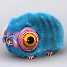 Alien Guinea Pig by johnnyz