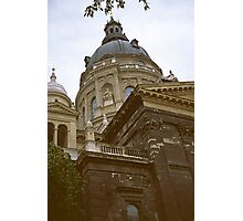 St. Stefan's Cathedral, Pest, Hungary 2001 Photographic Print