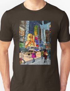 Free Hugs (NYC needs Love) Unisex T-Shirt