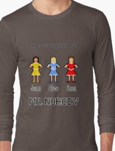 Choose Your Character! Long Sleeve T-Shirt