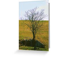 Spring Tree (card series) Greeting Card