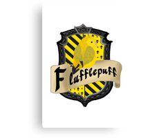 Flufflepuff Canvas Print