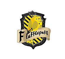 Flufflepuff Photographic Print