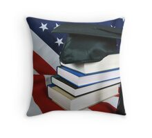 High Hopes Throw Pillow
