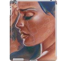 super hero 2 iPad Case/Skin