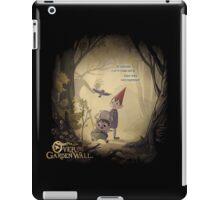 Over The Garden Wall iPad Case/Skin