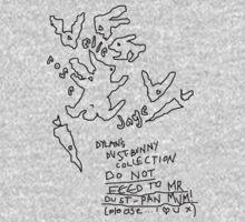 'Dylan's Dust Bunnies' by ellejayerose