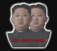 Kim Jong-Deux by riotshieldtom