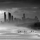 Windy City, Gold Coast, Queensland Australia by bidkev1