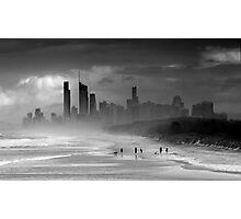 Windy City, Gold Coast, Queensland Australia Photographic Print