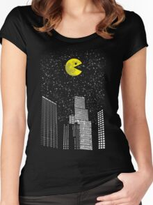 Pac-World Women's Fitted Scoop T-Shirt