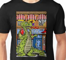 Dragon Barber Unisex T-Shirt