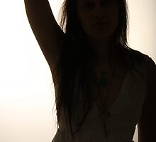 Portrait 1 by Emily Bey