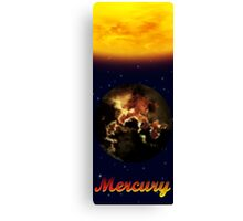 Mercury Canvas Print
