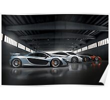 McLaren MSO Collection Poster