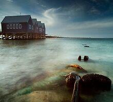 Busselton Pier by John Pitman