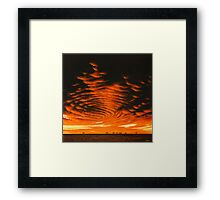 Arid Zone Framed Print