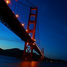 Golden Gate 1 by Andrew Moore