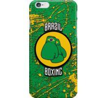 Brazil Boxing iPhone Case/Skin