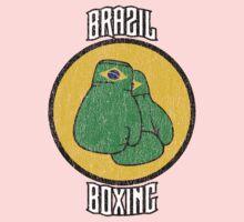 Brazil Boxing Kids Clothes
