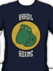 Brazil Boxing T-Shirt