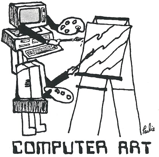Computer Art by CanvasMan