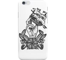Captain Of The Ship iPhone Case/Skin