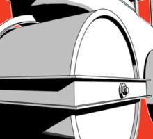 Steamroller Sticker