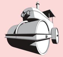 Steamroller 2 T-Shirt