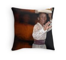 Moving on.. Throw Pillow