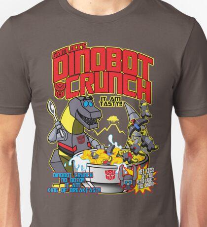Grimlock's Dinobot Crunch Unisex T-Shirt