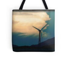 Mill on the Horizon Tote Bag