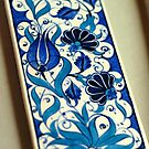 Iznik Tile Blues by MacLeod