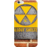 Fallout Shelter iPhone Case/Skin