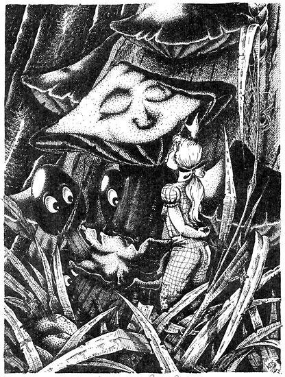 Alice's Dream pt 2 by Karsten Stier