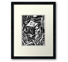 Alice's Dream pt 2 Framed Print