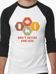 Don't Settle For Less Funny Geek Nerd T-Shirt