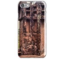 Lalbagh Fort 1 iPhone Case/Skin