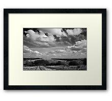 Fulletby Landscape #10 Framed Print