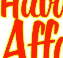 Havana Affair Sticker